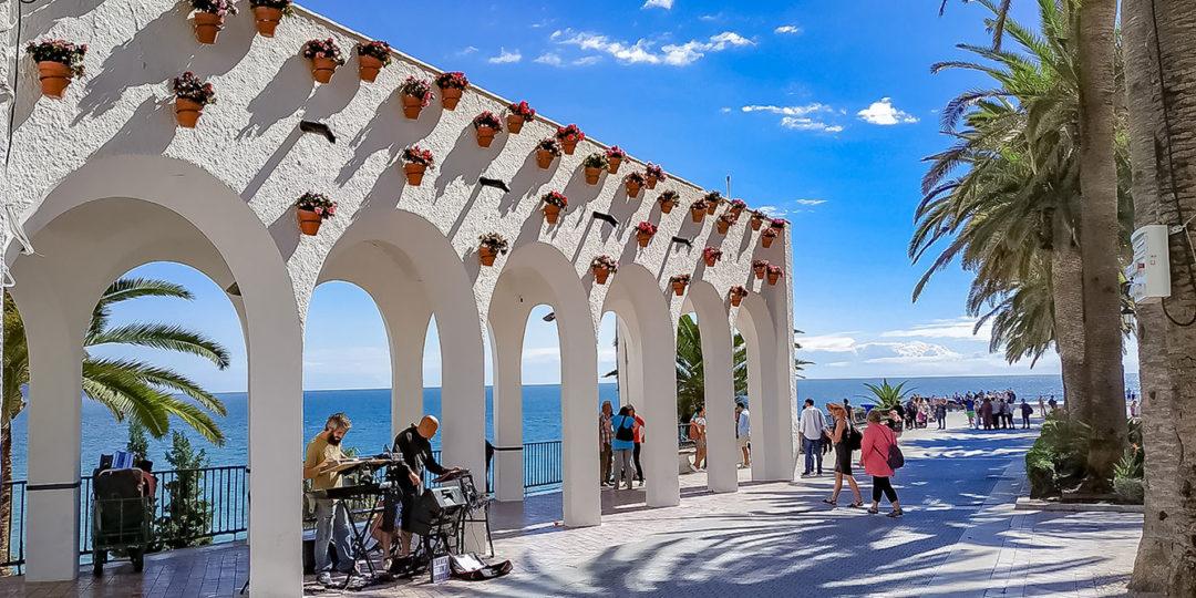 Arcos de Balcón de Europa